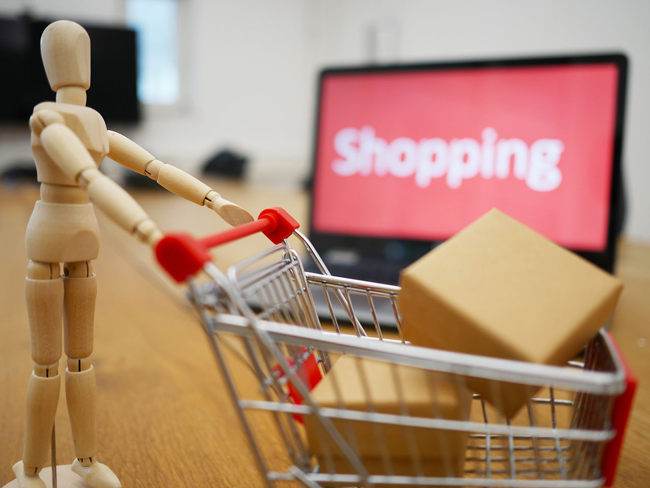 creare sito e-commerce