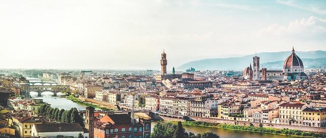 Oneminutesite a Firenze