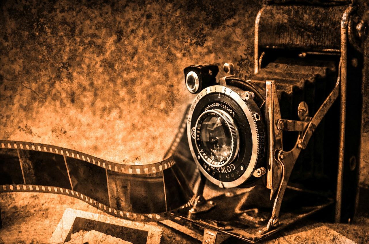 macchina ftografica vintage