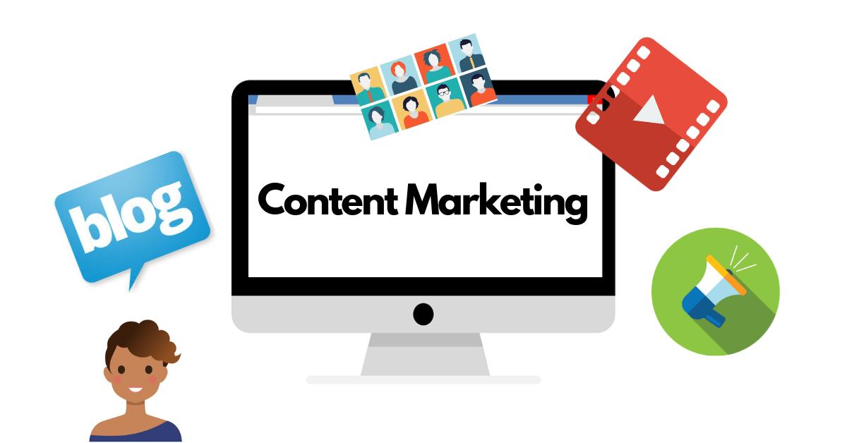 come promuovere un prodotto online con il content marketing