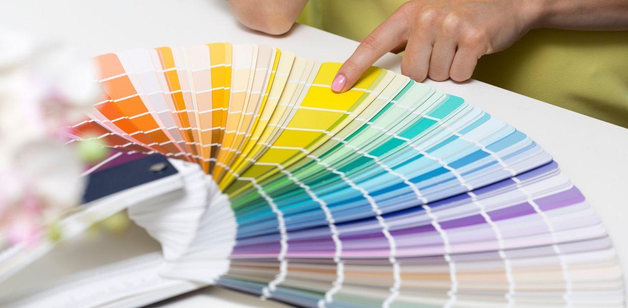 Come scegliere e abbinare la giusta palette di colori per il tuo sito